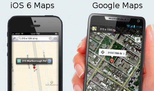 Apple está en busca de ex-desarrolladores de Google Maps