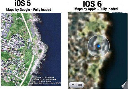 Apple pide disculpas por los problemas con iOS 6 Maps