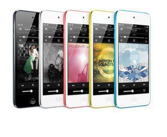 Apple presenta nuevo iPod nano y nuevo iPod touch2