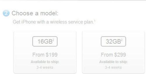 Apple retrasa los envíos de iPhone 5 pre-ordenados