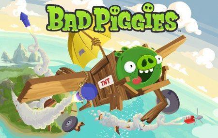 Así será Bad Piggies
