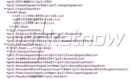 Así será el Samsung Galaxy Nexus 2
