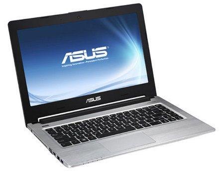 Asus S56, nueva ultrabook de 21mm con grabadora de DVD