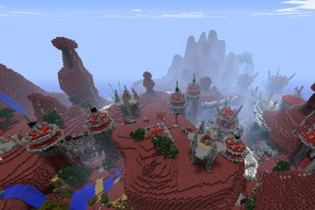 Blocks World Pro, otro clon de Minecraft