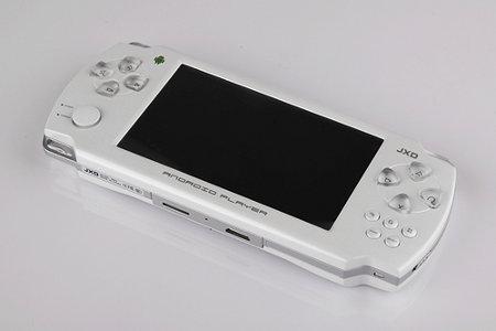 Clon de la PSP corre con Android 4.0 y cuesta solamente $66 dólares
