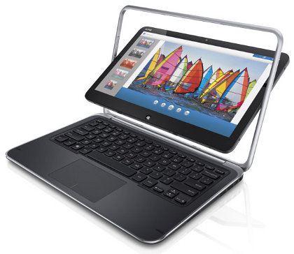 Dell XPS Duo 12, una nueva y llamativa ultrabook convertible