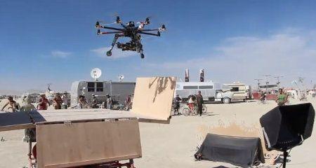 Drones serán usados para salvar vidas y enviar suministros