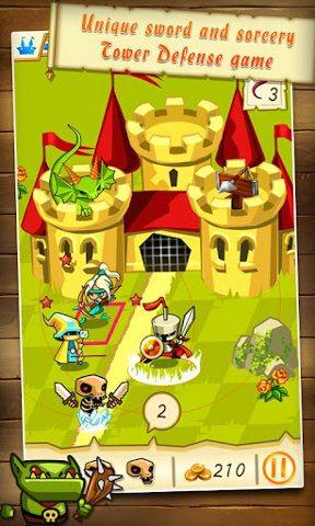 Fantasy Kingdom Defense HD para Android