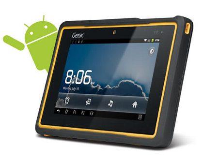 Getac Z710, el tablet Android más resistente del mercado