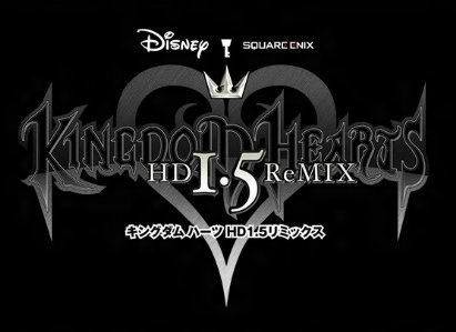Kingdom Hearts 1.5 HD ReMIX anunciado para PS3