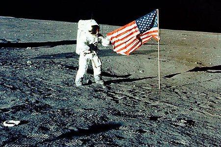 La NASA quiere construir una base en la luna