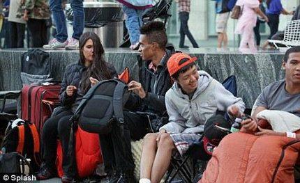 La gente ya hace cola en New York para comprar el iPhone 5