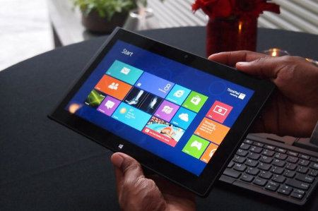 Lenovo ThinkPad Tablet 2 costará $800 dólares con Windows 8