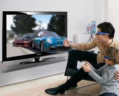 Muy poca gente mira contenido 3D en su TV