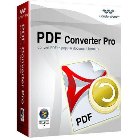 PDF Converter Pro de Wondershare