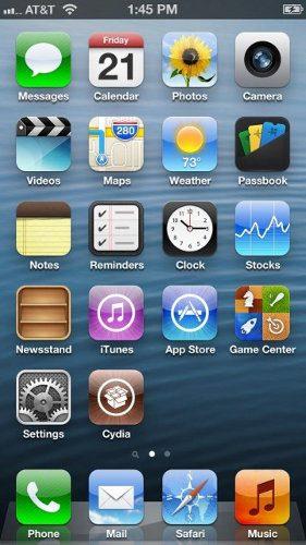 Parece que el iPhone 5 ya tiene jailbreak