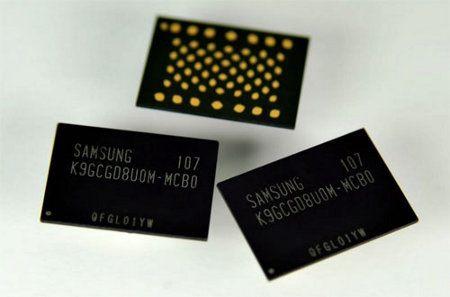 Pronto los smartphones tendrn 128GB de memoria