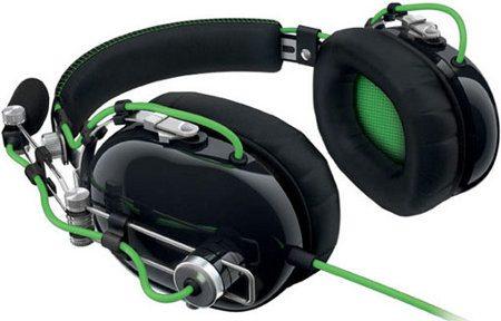 Razer BlackShark nuevos auriculares de última generación para gamers