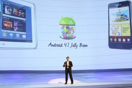 Samsung podría lanzar un Galaxy Music