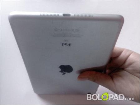 Se filtran más imágenes del iPad Mini