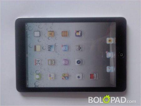 Se filtran más imágenes del iPad Mini2