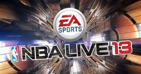 Un primer vistazo a NBA Live 13