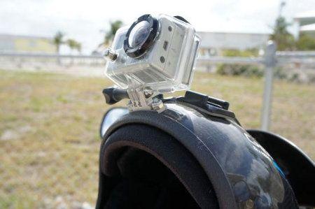 Una GoPro sobrevive a una caída de más de 12500 pies