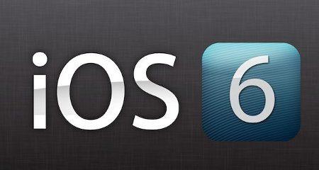 iOS 6 disponible desde el 19 de septiembre