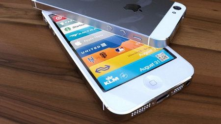 iPhone 5 no tendrá NFC