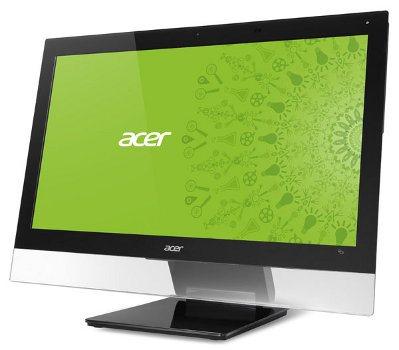 Acer Aspire 5600U y 7600U, nuevas todo en uno con Windows 8