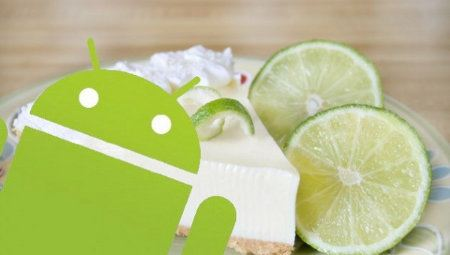 Android 4.2 Key Lime Pie está en camino