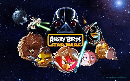 Angry Birds Star Wars disponible desde el 8 de noviembre