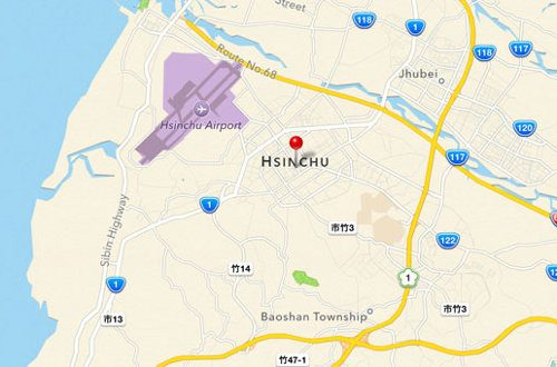 Aplicación de mapas de Apple revela la ubicación de una base militar clasificada