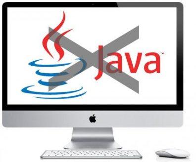 Apple retira Java de OS X debido a riesgos de seguridad