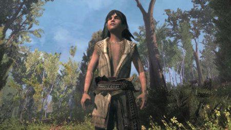Assassin's Creed III ya tiene un nuevo trailer