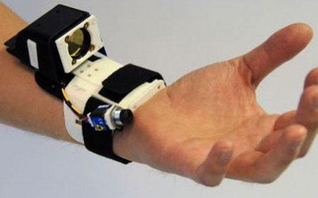 Digits, el sensor de Microsoft que convierte los gestos de nuestras manos en modelos 3D