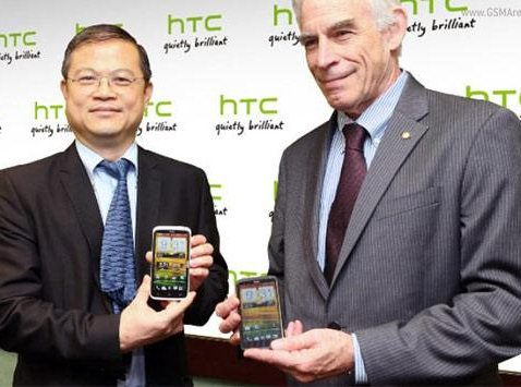 HTC One X recibe Android 4.1.2