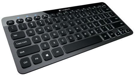 Logitech K810, un estupendo teclado Bluetooth