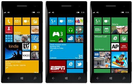 Microsoft lanza Windows Phone 8