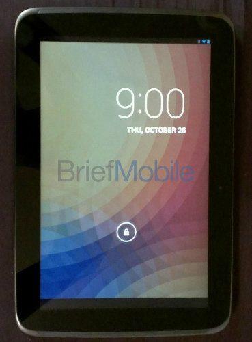 Nexus 10 más detalles del nuevo tablet