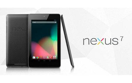 Nexus 7 de 32GB podría estar en camino