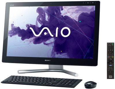 Sony VAIO SVL24129CJB, nueva todo-en-uno 3D con Windows 8