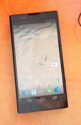 Surgen fotos del supuesto Sony Nexus X2