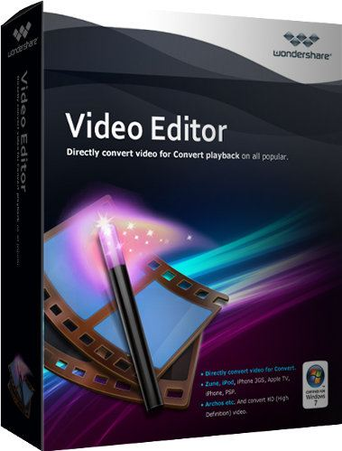 Wondershare Video Editor para Windows