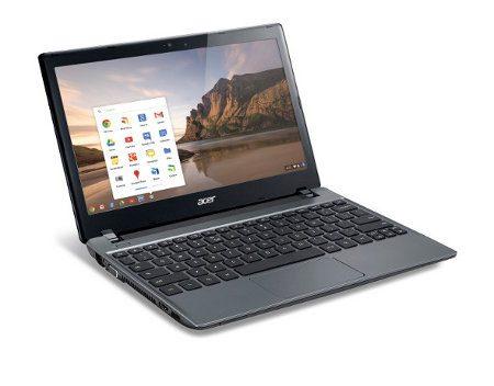 Acer C7, una nueva Chromebook muy barata