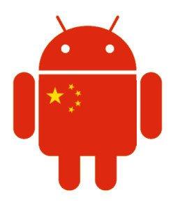 Android tiene una gran presencia en el mercado chino