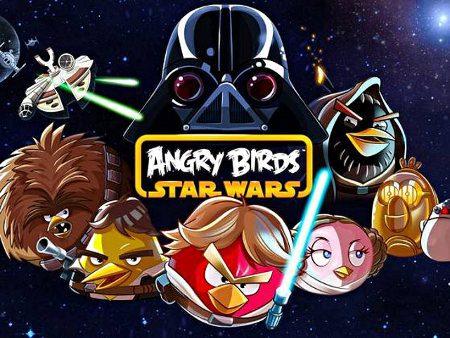 Angry Birds Star Wars llega a la cima en solamente 2 horas y media