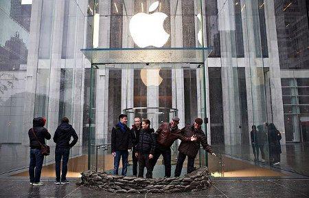 Apple dona 2,5 millones para las víctimas del huracán Sandy