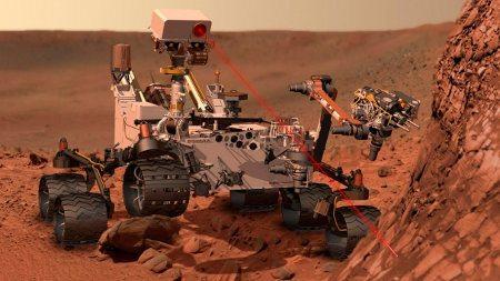 Curiosity ha encontrado algo gordo en Marte