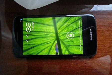 Detalles del poderoso Sharp Aquos Phone SH930W
